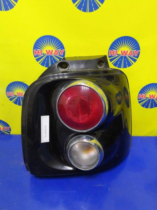 Стоп Suzuki Cervo CN21S 1990 задний правый
