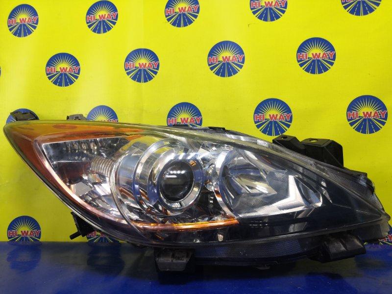 Фара Mazda Axela BL5FW 2009 передняя правая