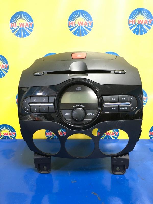 Магнитофон Mazda Demio DEJFS