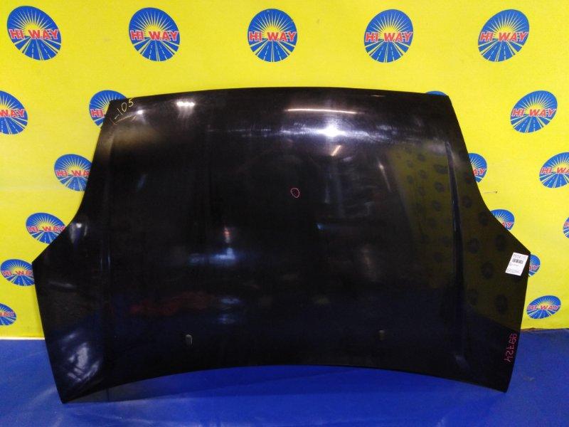 Капот Ford Fiesta CBK FYJA 11.2001