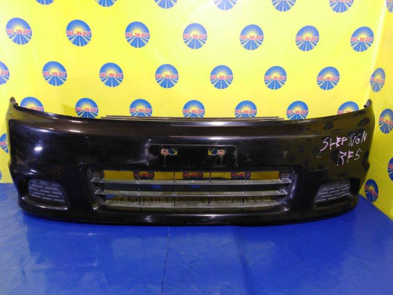 Бампер Honda Stepwgn RF4 2003 передний