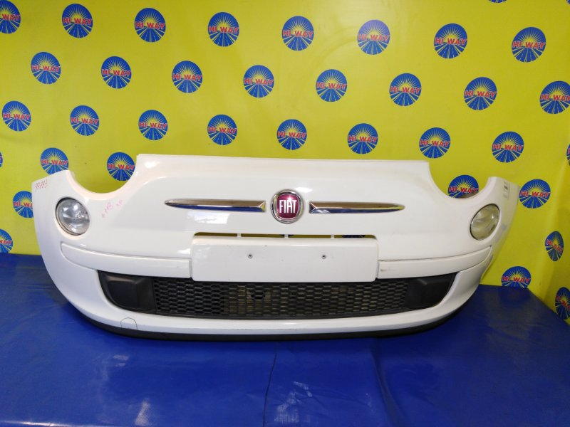 Бампер Fiat 500 312 169 A4.000 2007 передний