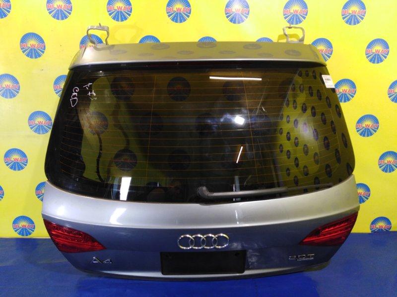 Дверь задняя Audi A4 8K5 CDHB 2007
