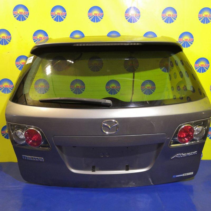 Дверь задняя Mazda Atenza GY3W 2002