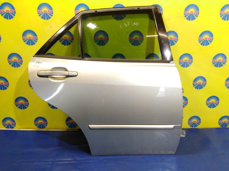 Дверь боковая Toyota Altezza JCE10 2JZ-GE 2001 задняя правая