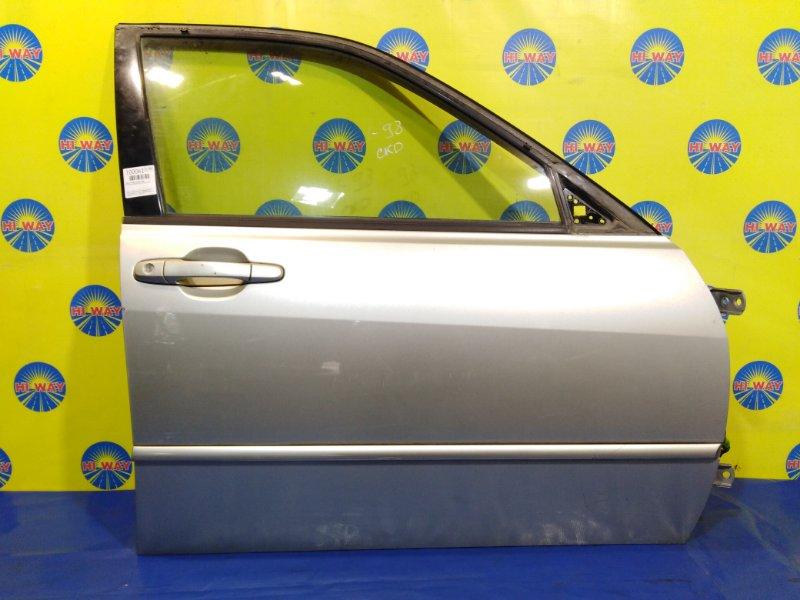 Дверь боковая Toyota Altezza JCE10 2JZ-GE 2001 передняя правая