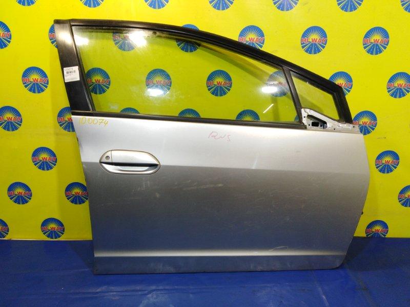 Дверь боковая Honda Insight ZE2 2009 передняя правая