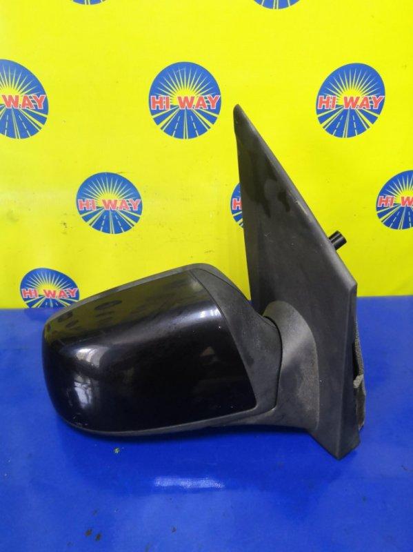 Зеркало боковое Ford Fiesta CBK FYJA 11.2001 переднее правое