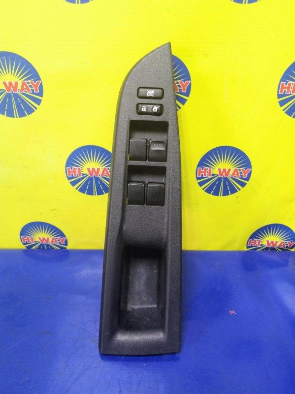 Блок управления стеклоподъемниками Toyota Ractis NCP120 2010