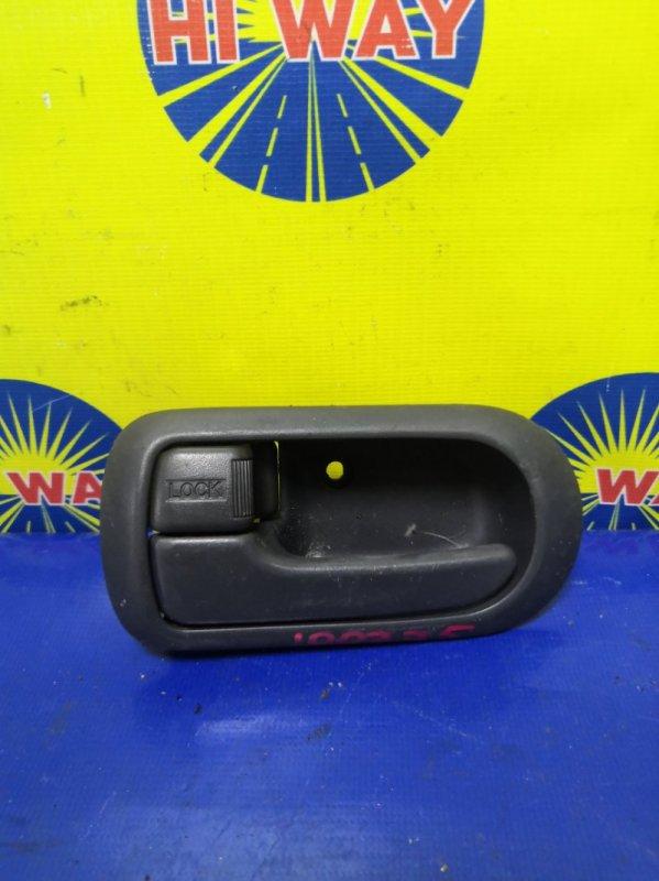 Ручка внутренняя Honda Logo GA3 задняя левая