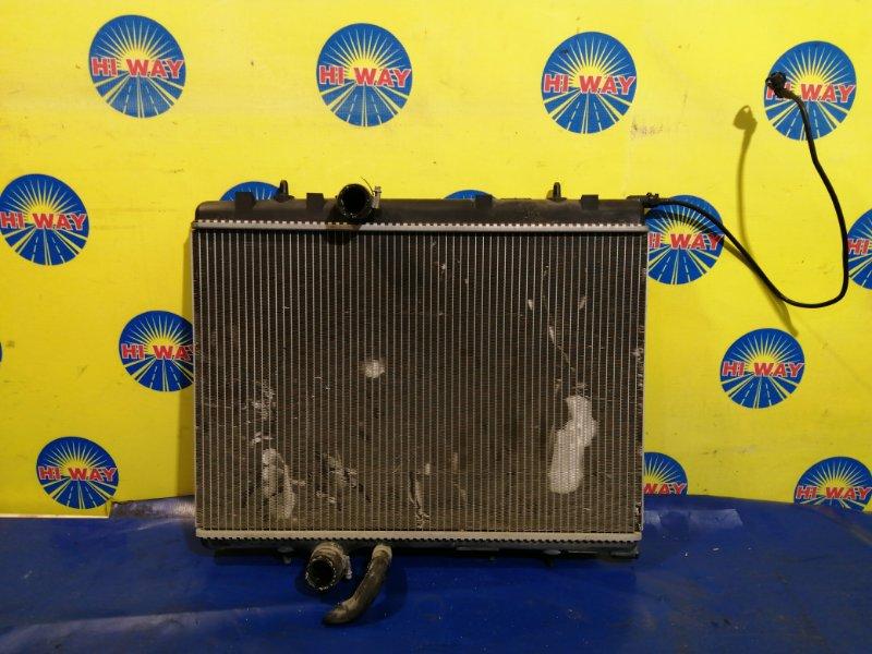 Радиатор двс Citroen C4 LC NFU 2006