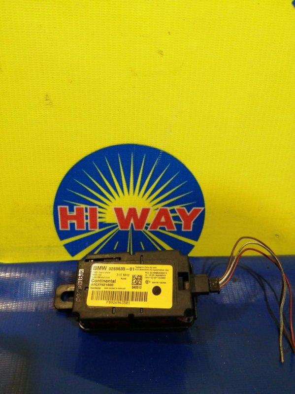 Блок управления Bmw 116I F20 N13B16A 2012