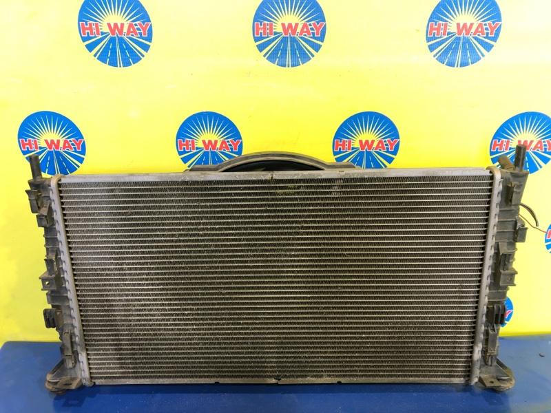 Радиатор двс Mazda Axela BK5P