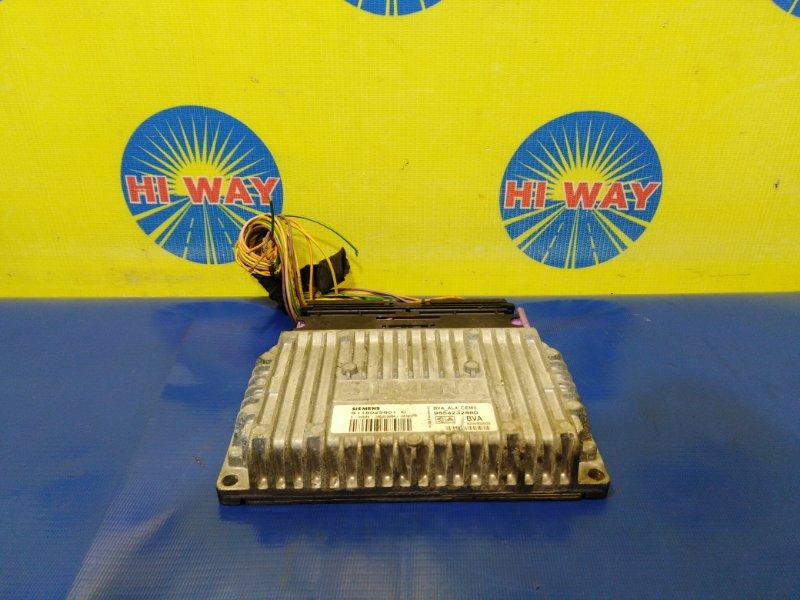 Блок управления (компьютер) Citroen C4 LC NFU 2006