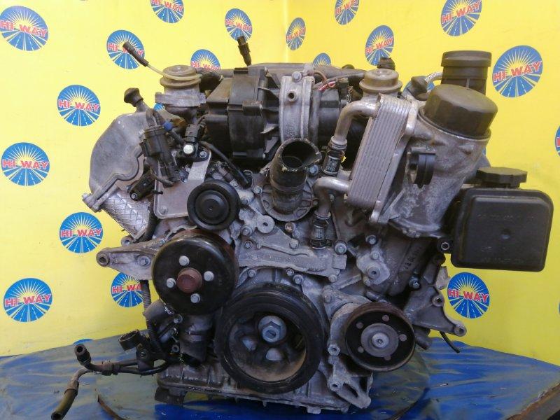 Двигатель Mercedes-Benz C240 W203 M112 E24 2001