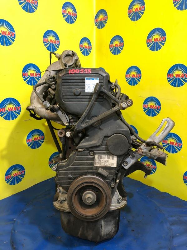 Двигатель Toyota Mark Ii Qualis SXV20W 5S-FE 2000