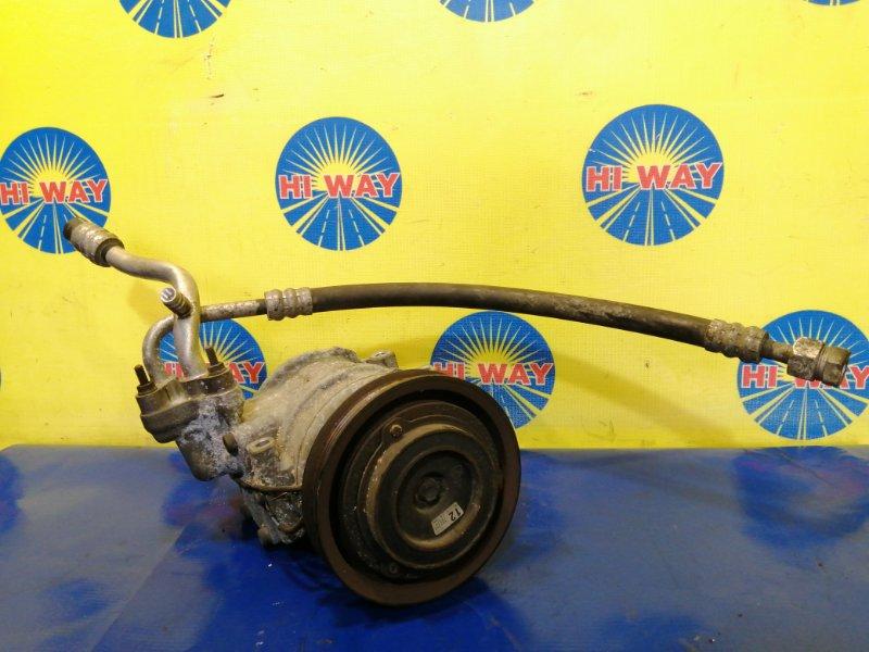 Компрессор кондиционера Honda Odyssey RA3 F23A 1996