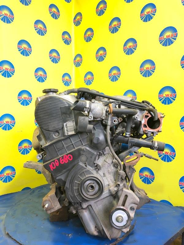 Двигатель Honda Inspire UA1 G20A 1996