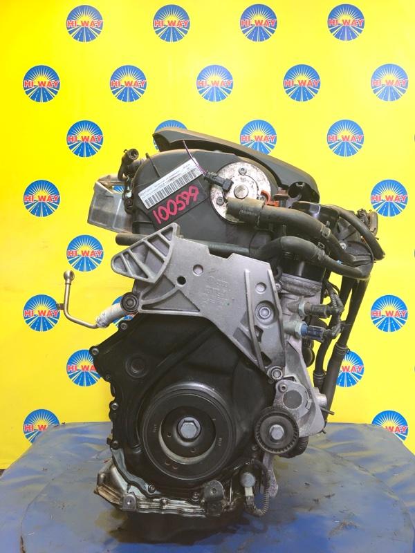 Двигатель Volkswagen Golf 5K1 CCZB 2008