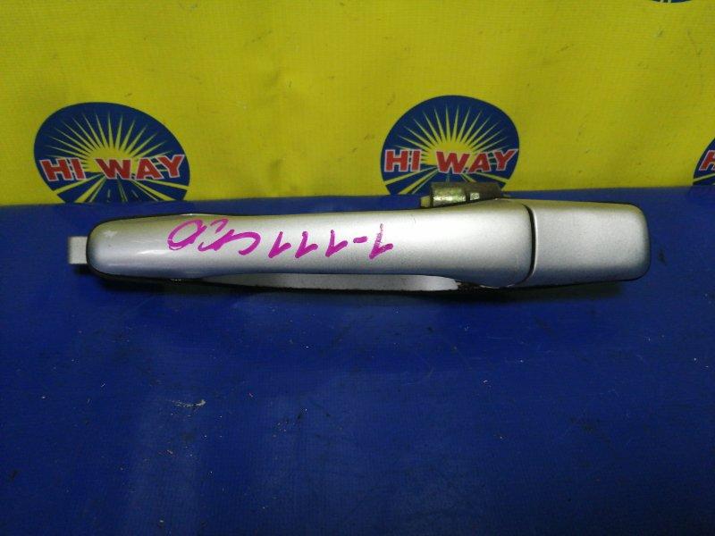 Ручка наружная Mmc Airtrek CU2W 4G63 2001 передняя левая