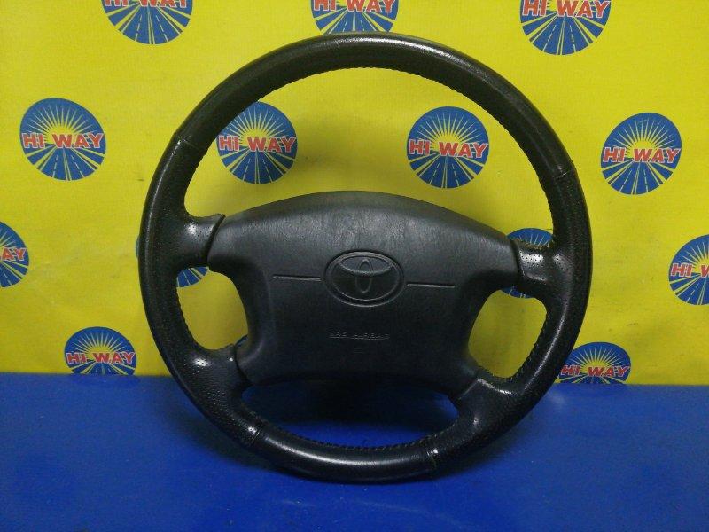 Руль Toyota Mark Ii Qualis SXV20W 5S-FE 2000