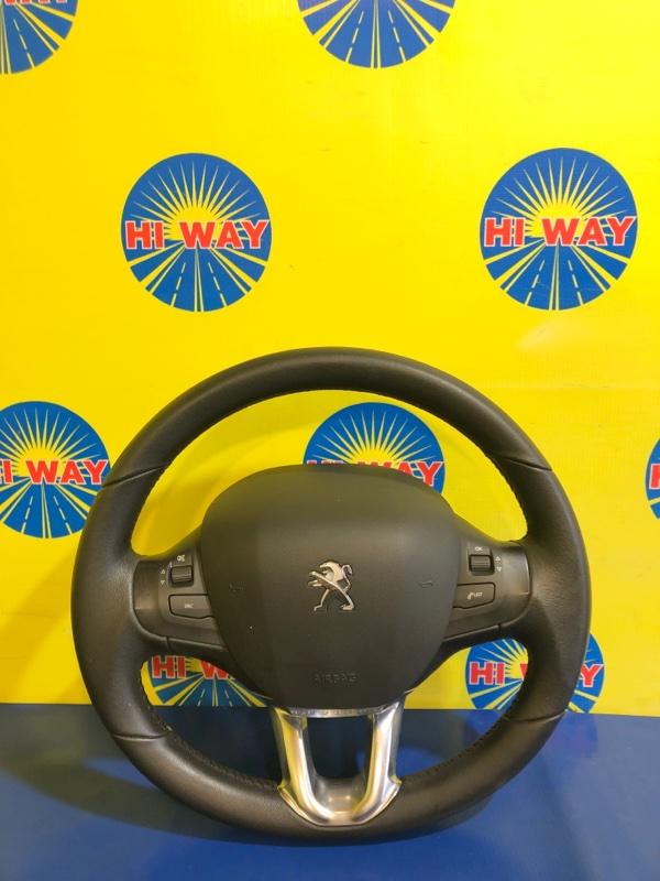 Руль Peugeot 208 EB2 2014