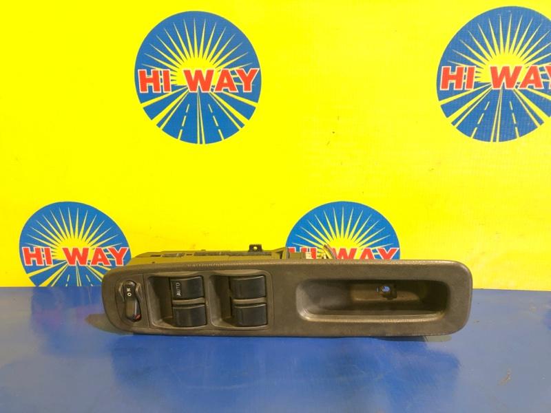 Блок управления стеклоподъемниками Honda Inspire UA1 G20A 1996