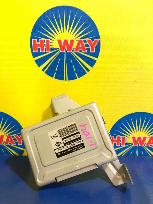 Блок управления кпп (компьютер) Nissan Serena PC24 SR20DE 1999