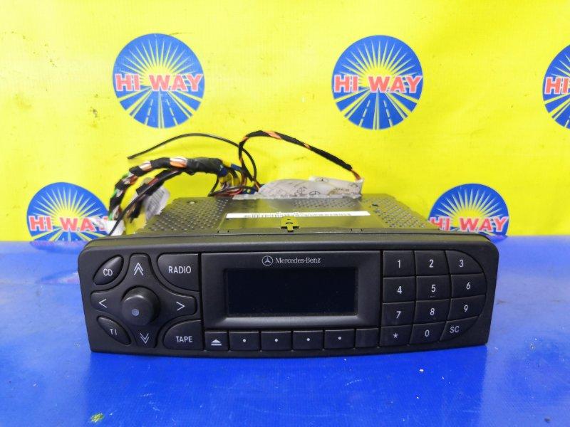 Магнитофон Mercedes-Benz C240 W203 M112 E24 2001