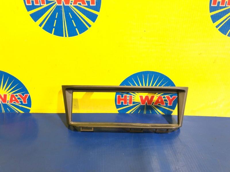 Рамка магнитолы Nissan Sunny FB15 QG15DE 2001