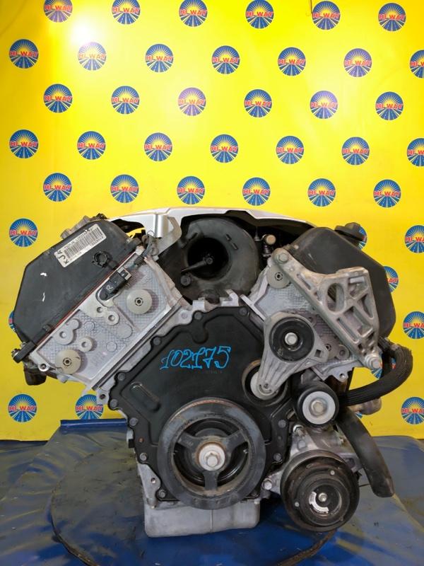 Двигатель Cadillac Dts K L37 2009