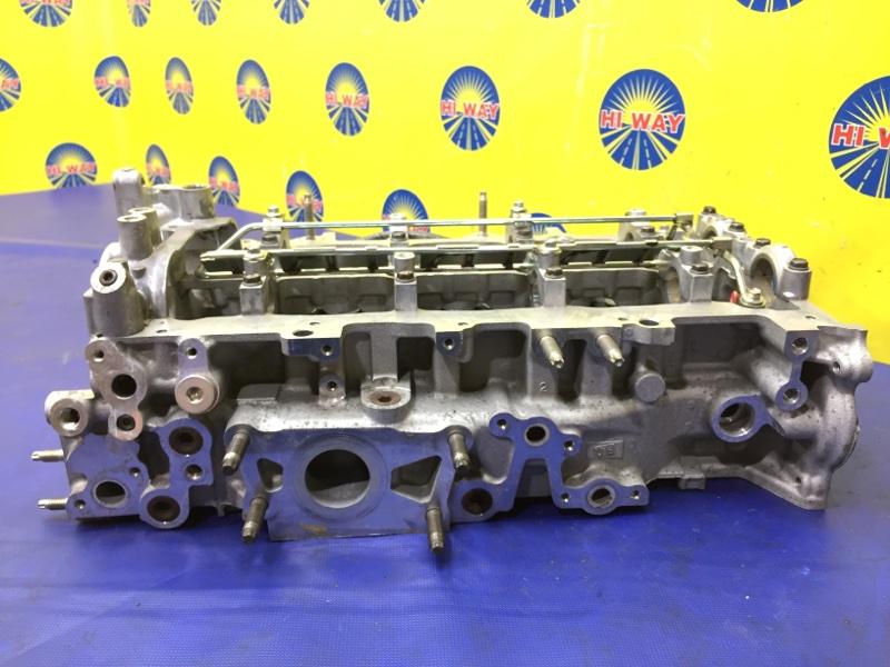 Головка блока цилиндров Mazda Cx-5 KE2FW SH-VPTS 2011