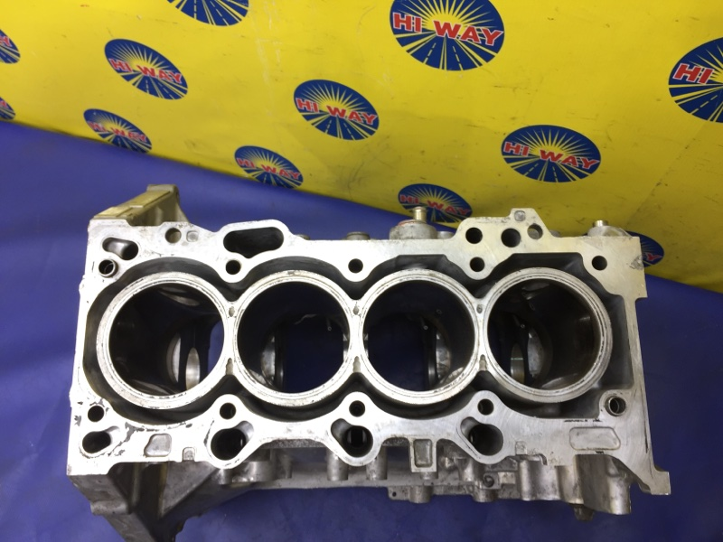 Блок двигателя Mazda Cx-5 KE2FW SH-VPTS 2011