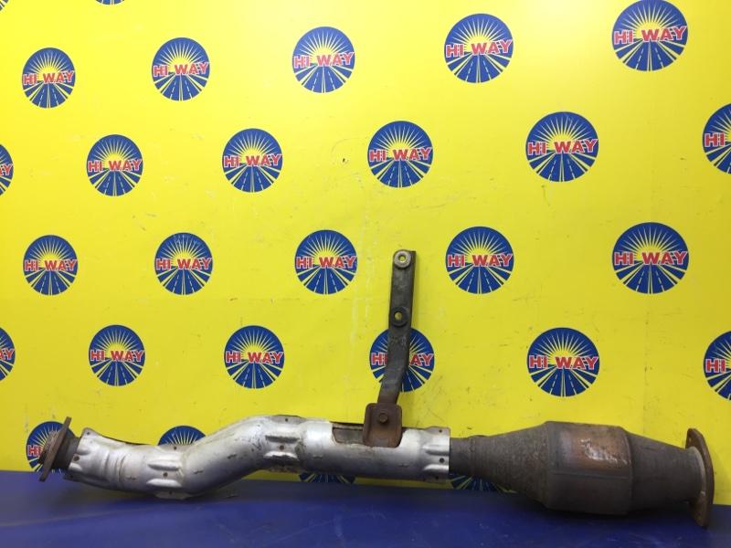 Приемная труба глушителя Nissan Caravan CQGE25 KA24DE 2001