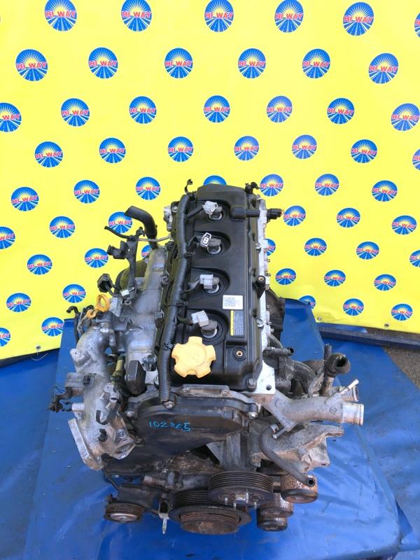 Двигатель Nissan Caravan CW4E26 YD25 2013