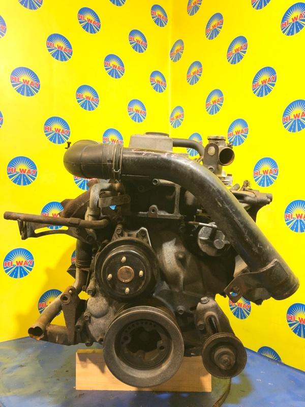 Двигатель Mmc Canter FB501B 4M40 1994