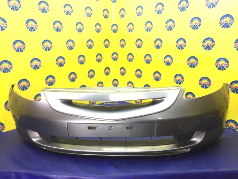 Бампер Honda Fit GD1 2001 передний