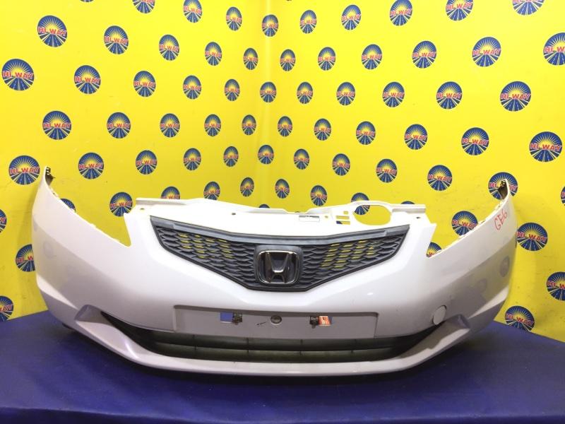 Бампер Honda Fit GE6 2007 передний