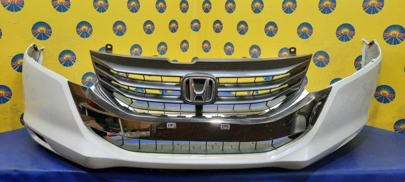 Бампер Honda Odyssey RB3 2008 передний