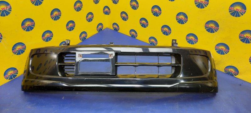 Бампер Suzuki Wagon R MH22S 2003 передний