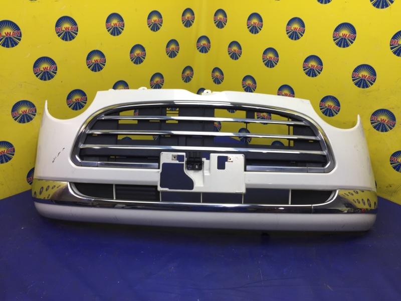 Бампер Daihatsu Mira Gino L650S 2004 передний