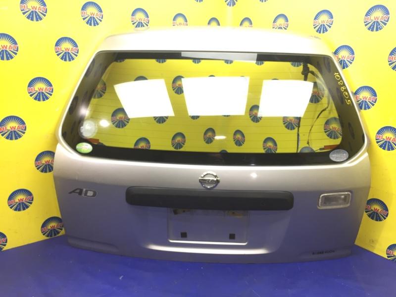 Дверь задняя Nissan Ad VFY11 QG15DE 1999 задняя