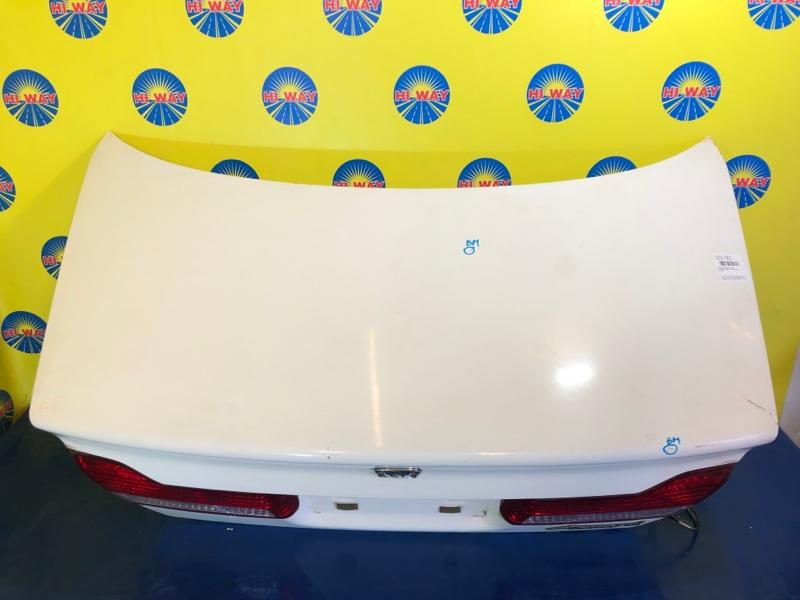 Крышка багажника Honda Accord CF4 2000 задняя
