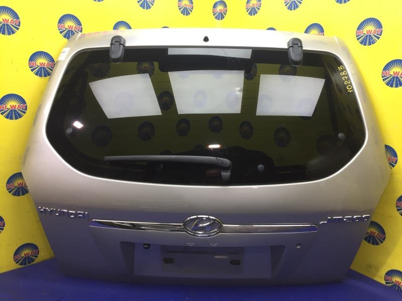 Дверь задняя Hyundai Tucson JM G4GC 2004 задняя