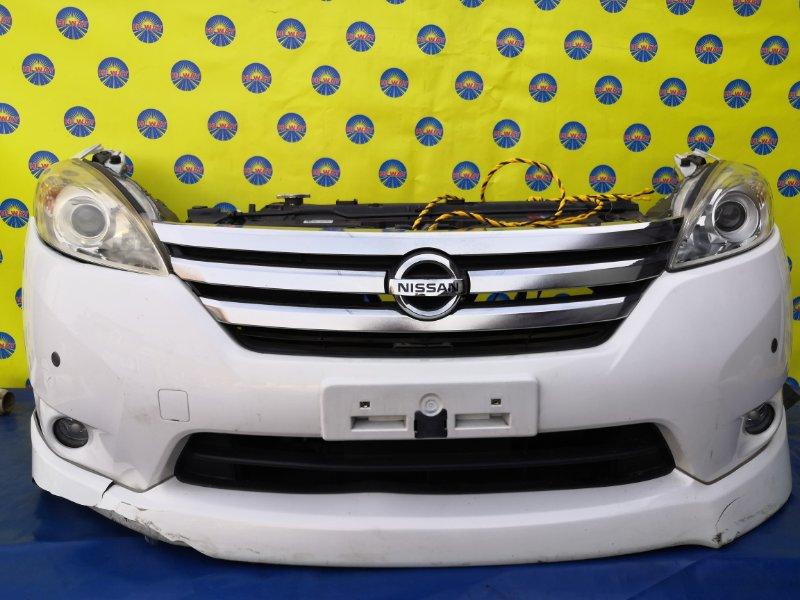 Ноускат Nissan Lafesta CWEFWN LF-VDS 06.2011