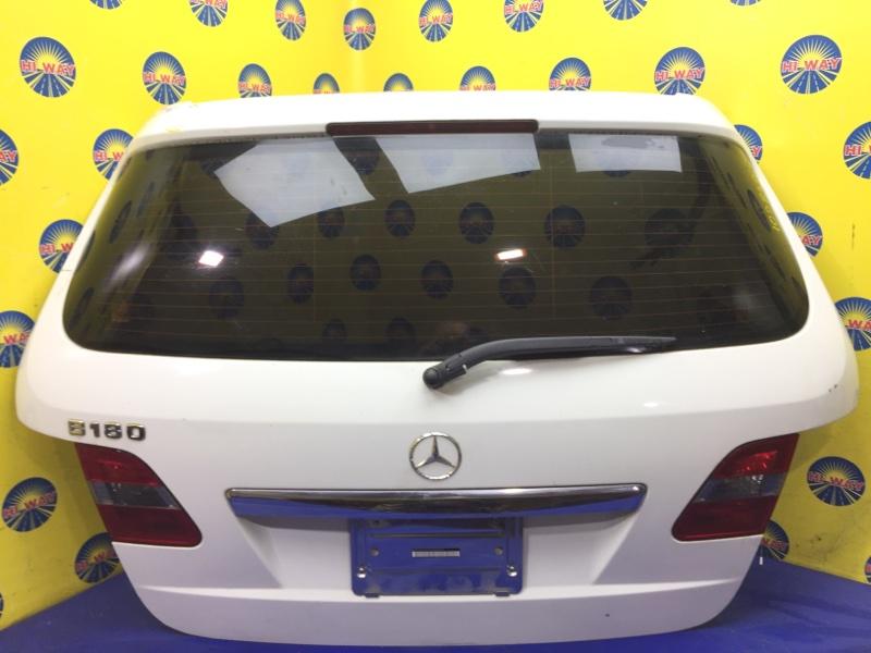 Дверь задняя Mercedes-Benz B180 T245 266.940 2005 задняя