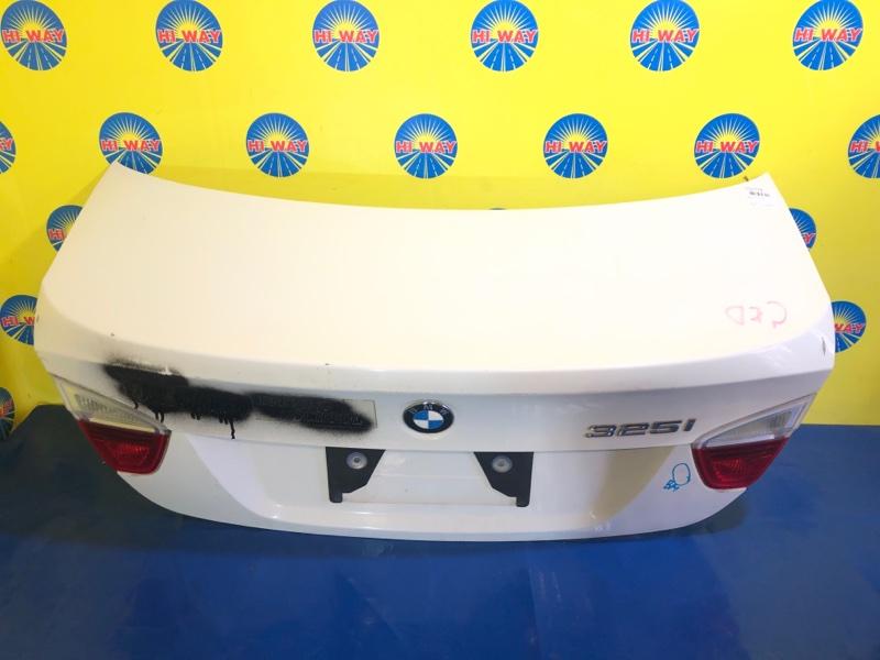 Крышка багажника Bmw 325I E90 2004 задняя