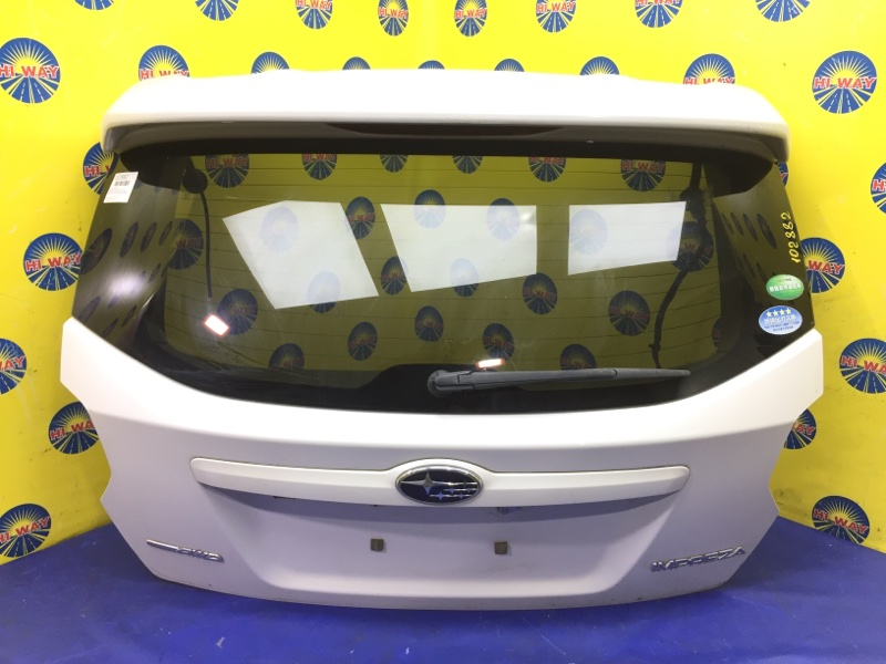 Дверь задняя Subaru Impreza GP7 2011 задняя