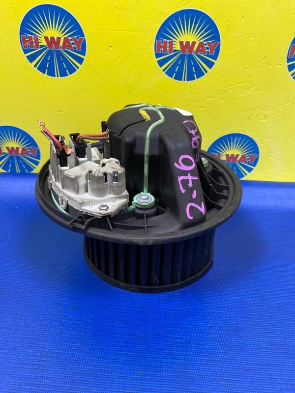 Моторчик печки Bmw 320I E91 N46B20B 2007