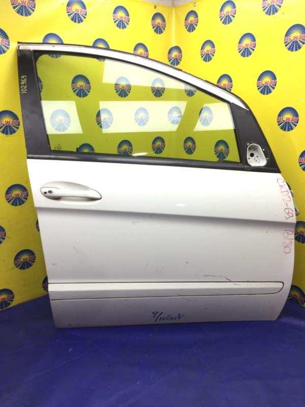 Дверь боковая Mercedes-Benz B180 T245 266.940 2005 передняя правая